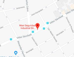 Direccion Maxiseguridad