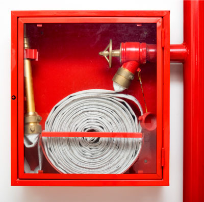Sistema de hidrantes