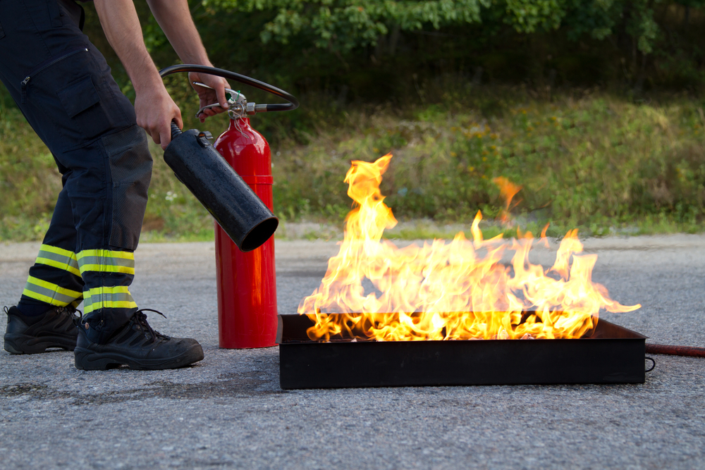 Sistemas contra incendios: Normas