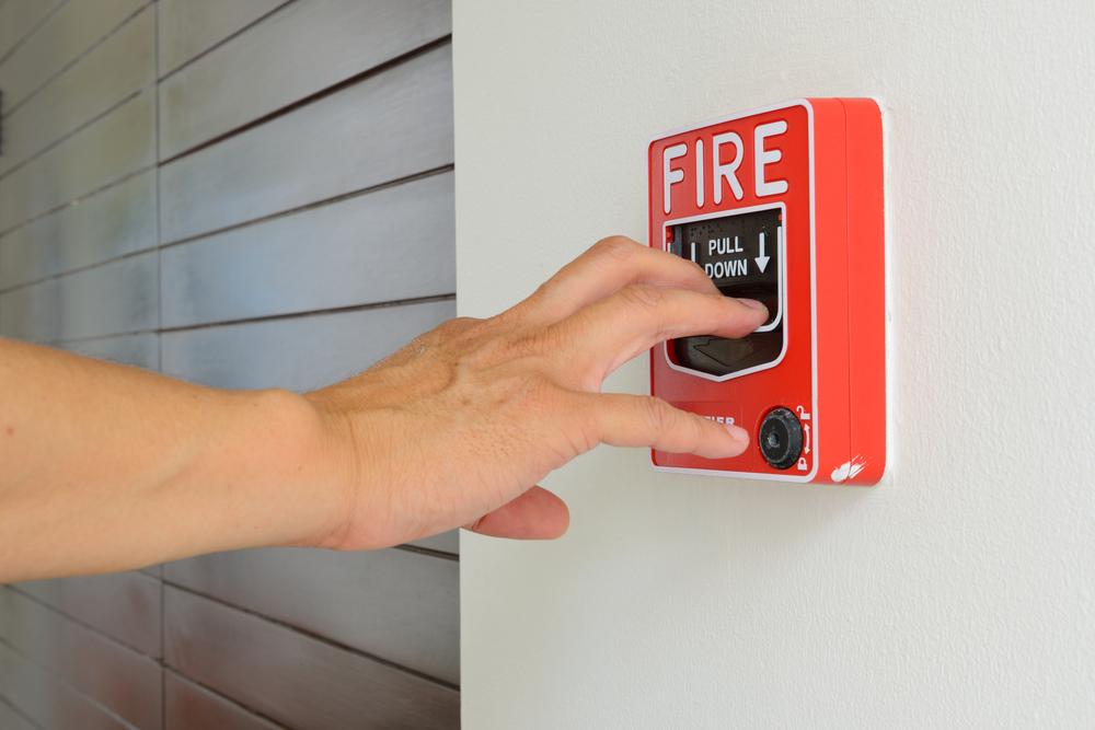 Los sistemas contra incendios en edificios