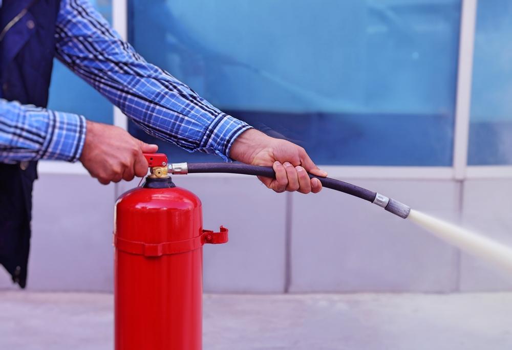 Seguridad contra incendios: Prevención