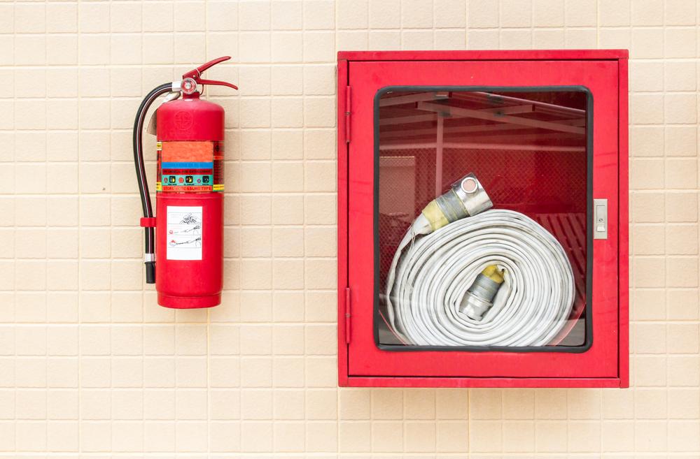 Servicios y productos contra incendios