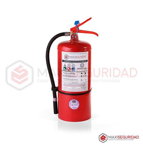 Catálogo de Extintor abc