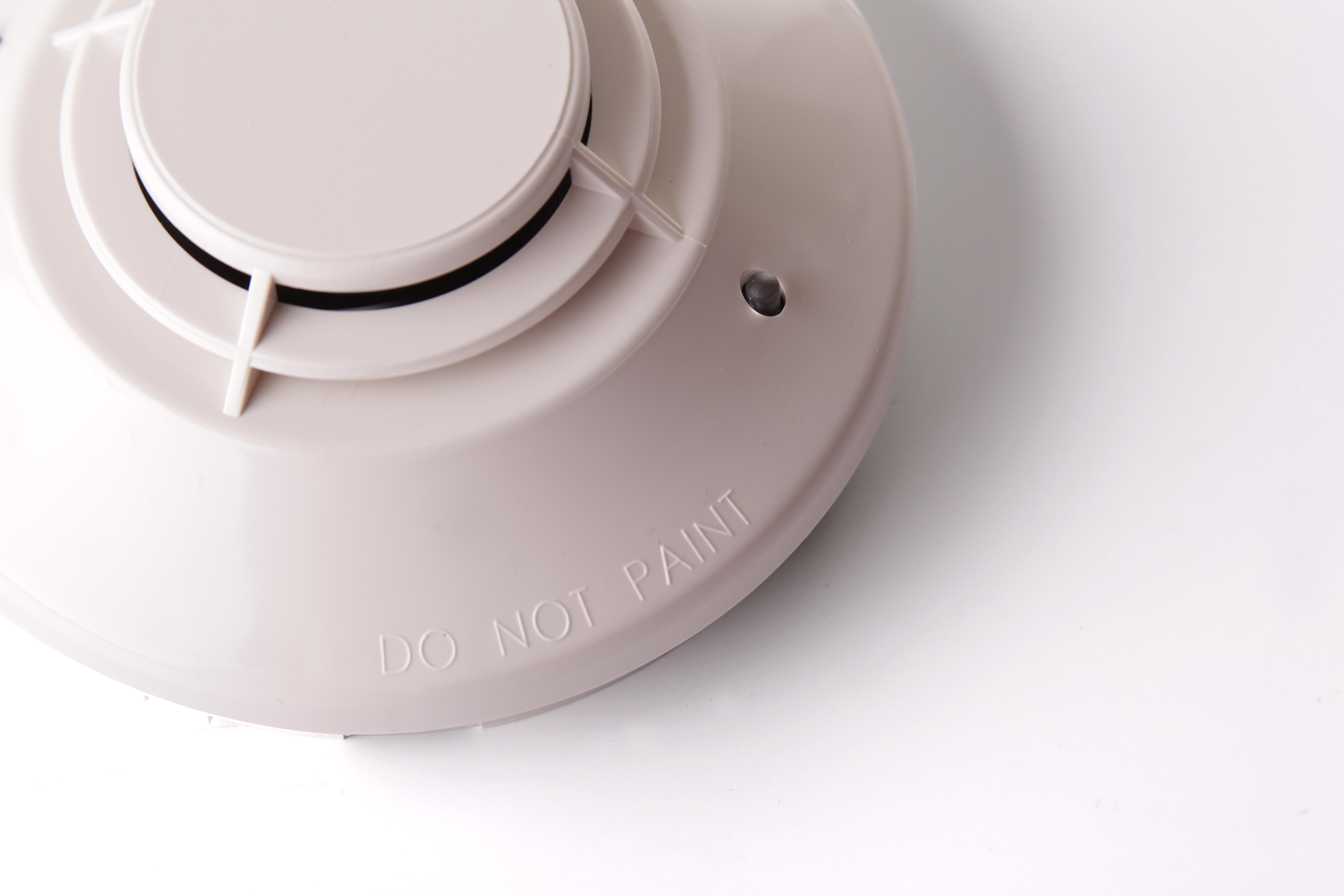 Mantenimiento de sistemas de detección de incendios