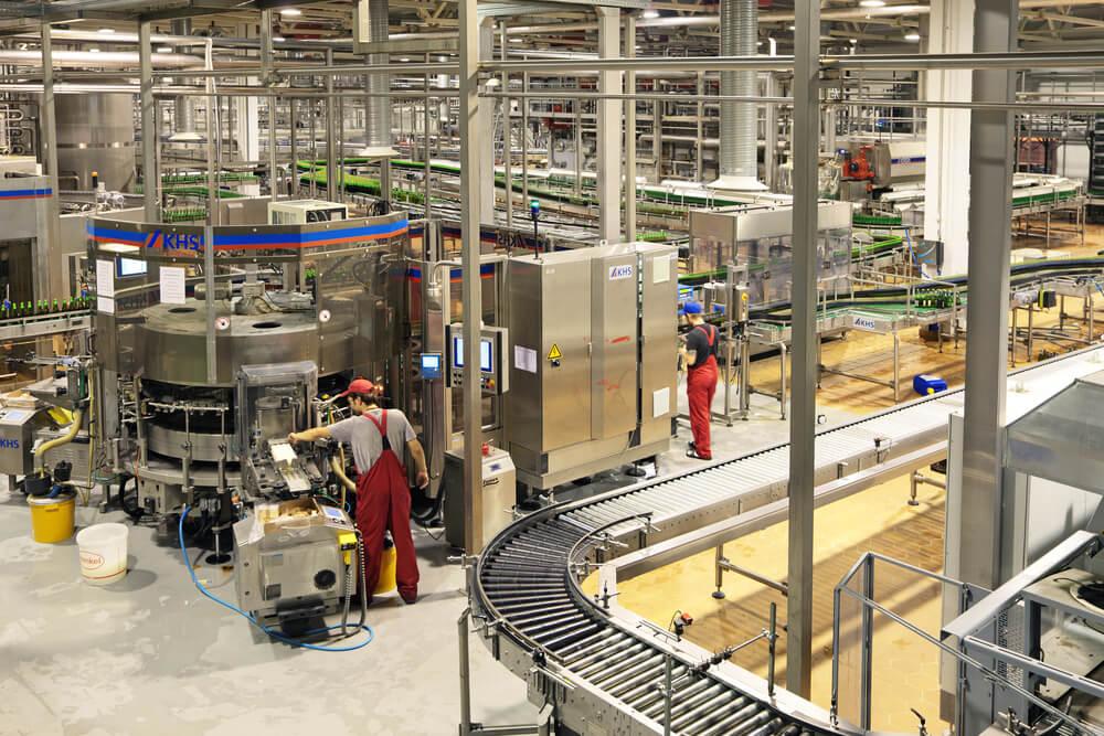Diferentes tipos de mantenimiento industrial