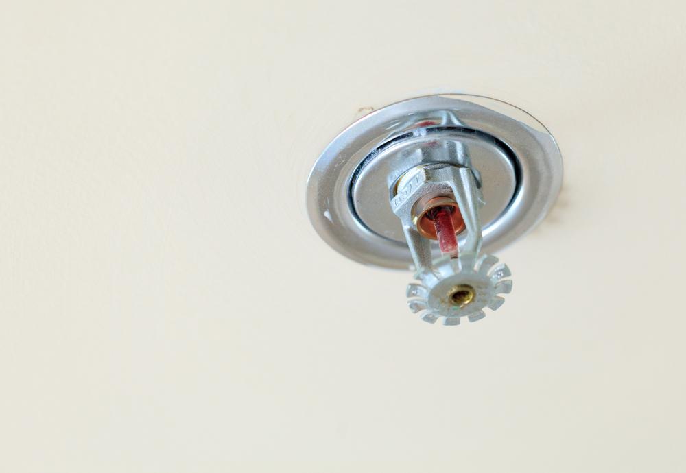 Sprinklers contra incendios y sus funciones