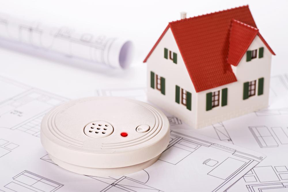 Maxiseguridad sistemas ptimos sensores de humo - Sensores de humo ...