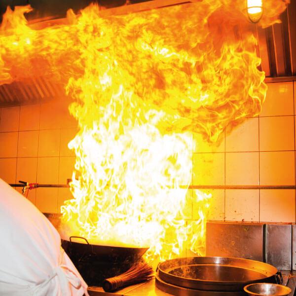 Mantenimiento Sistemas de Cocinas