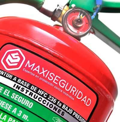 Dotación Inicial de Extintores