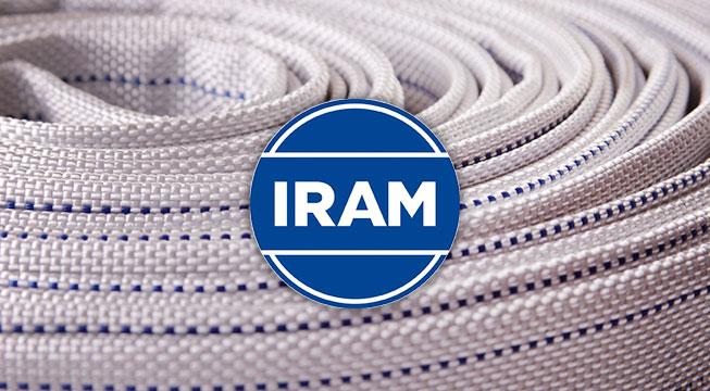 ¡Obtuvimos una Nueva Certificación!: Para el Servicio de Mantenimiento de Mangueras Contra Incendio, según Norma IRAM 3594