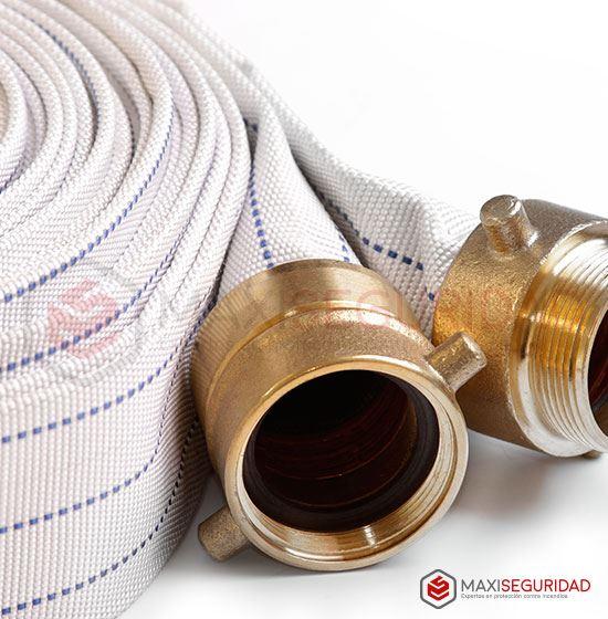 Hidrantes o mangueras contra incendio