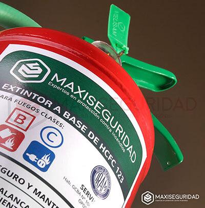 Mantenimiento y Recarga de Matafuegos (Extintores)