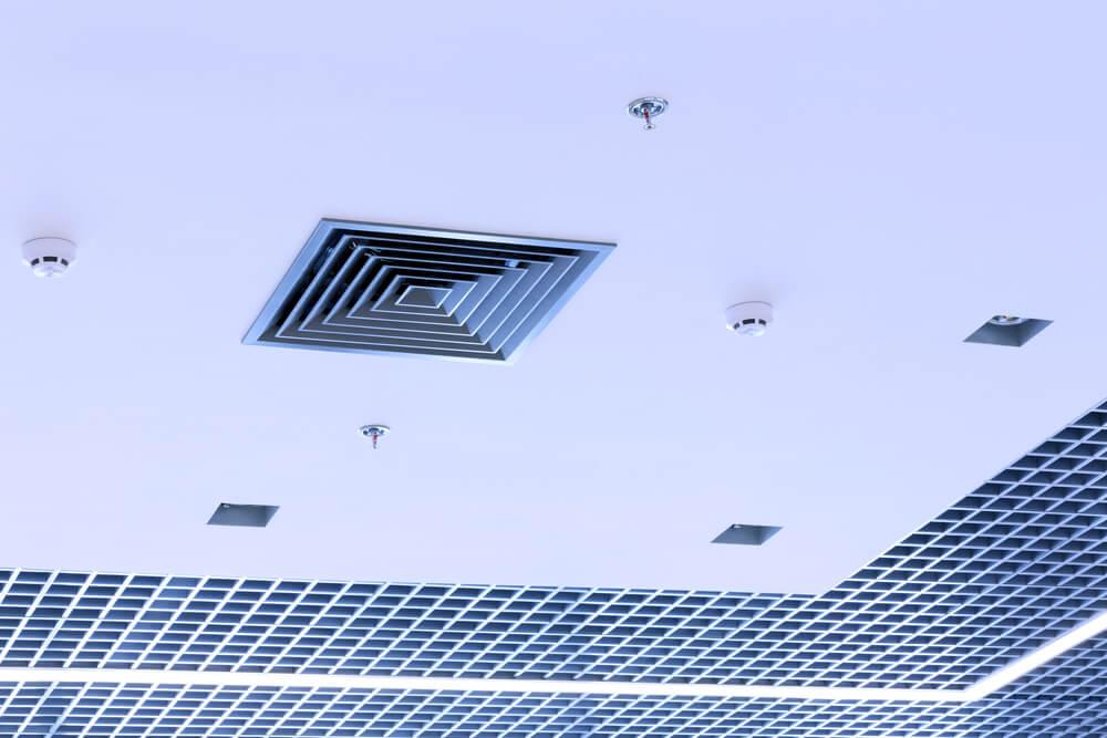 Maxiseguridad sensores de humo y rociadores - Sensores de humo ...