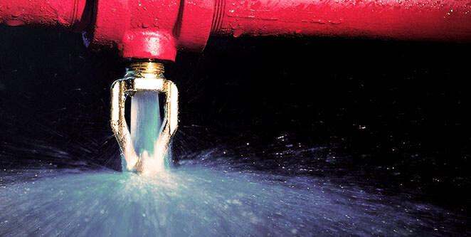Mantenimiento de Rociadores (Sprinklers)